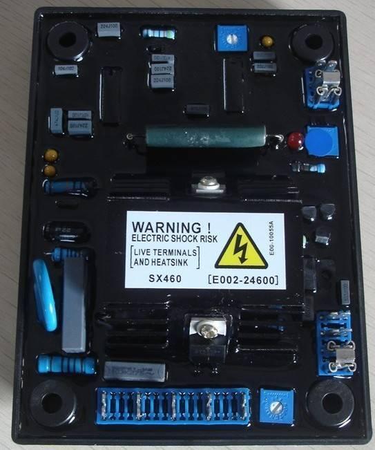 Stamford automatic voltage regulator AVR SX460
