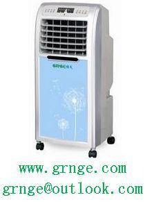 movable air system/portable evaporative air conditioner/commercial and home evaporative air cooler