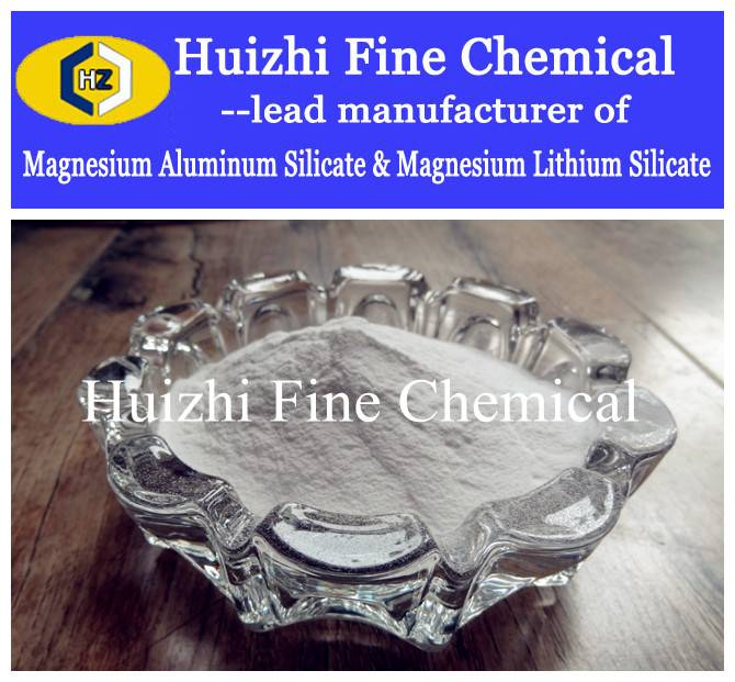 Magnesium Aluminum Silicate (Veegum)/ thickener, suspension agent for pharma, cosmetics