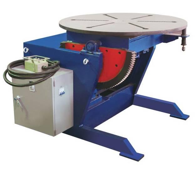 ZHB welding positioner