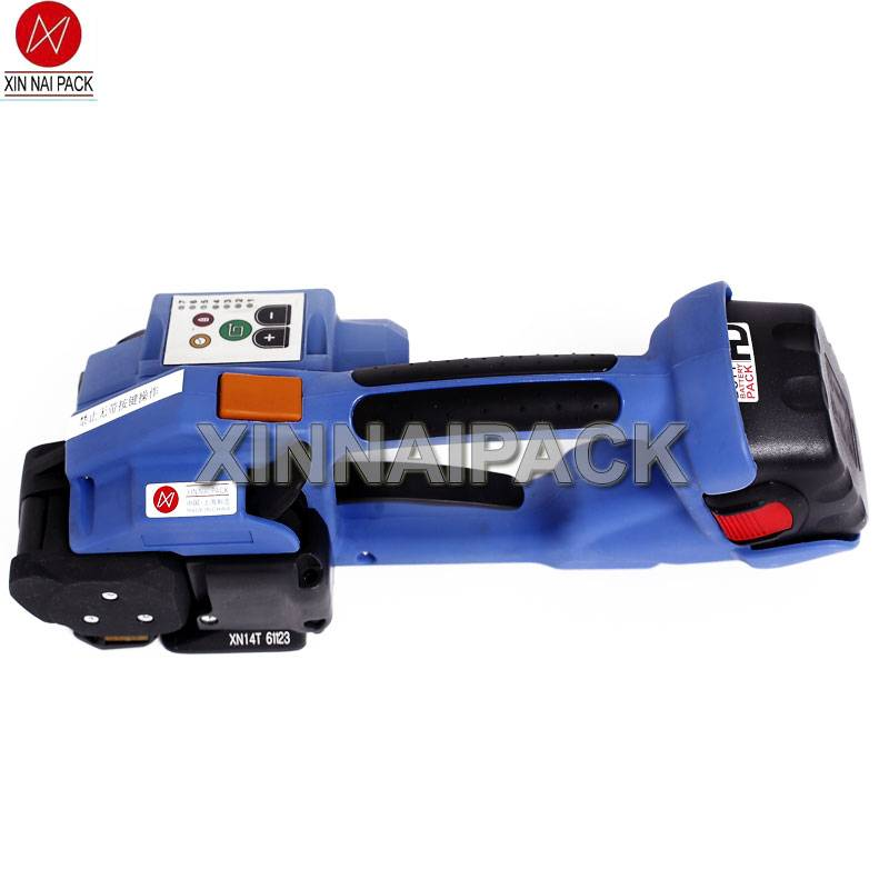 T-200 bosch battery operated strapping machine