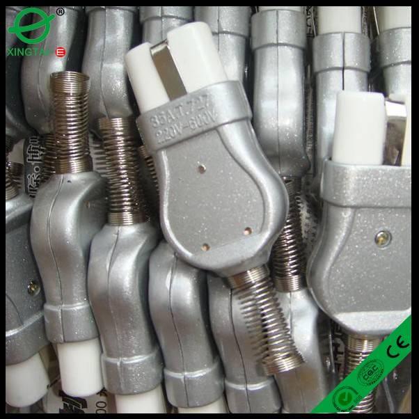 high temperature connector aluminium plug