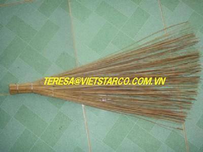 Coconut broom/ Garden Broom/ Coconut leaf stick broom
