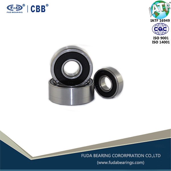 6000 6200 6300 series bearing for mill machine 2RS 2RZ 2RS1