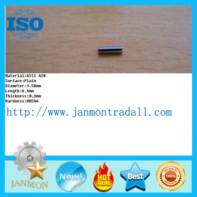 ASME B.18.8.2 Slotted Spring Pin,stainless steel slotted spring pin,coiled spring pin,heavy roll pin