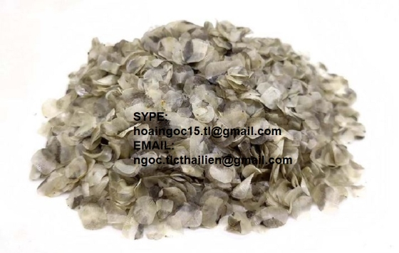 DRIED TILAPIA SCALES
