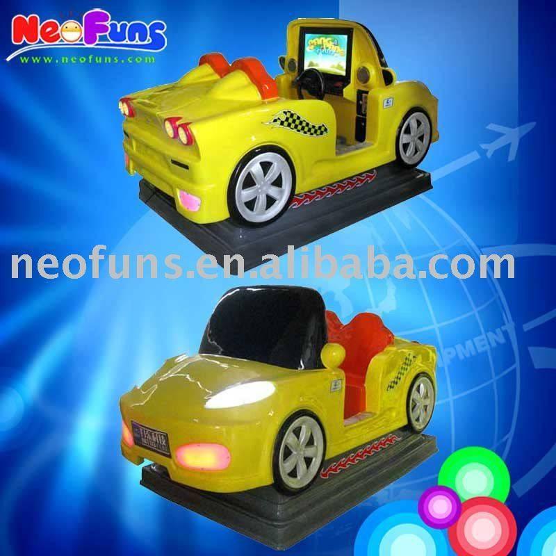 Funny Racing kiddie ride