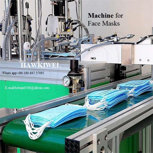 face masks making machine/equipment