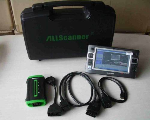 ALLSCANNER PROFESSIONAL KIT Compatible with TOYOTA LEXUS TIS