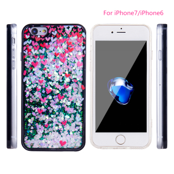 Latest Design IMD Marble TPU Cell Phone Cover Case for iPhone 6 6S 7 Marble Case, For iphone 7 Case
