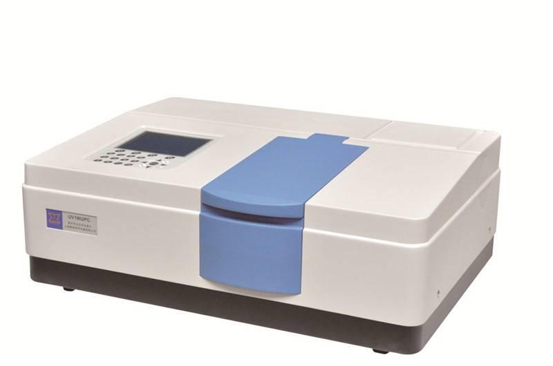 UV1902 Double Beam Spectrophotometer