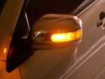 DOOR MIRROR COVER WITH LED -- Toyota Camry, Altis, Vios and Avanza