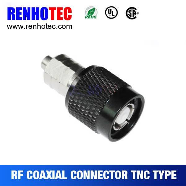 RP TNC Plug Connector For Antenna