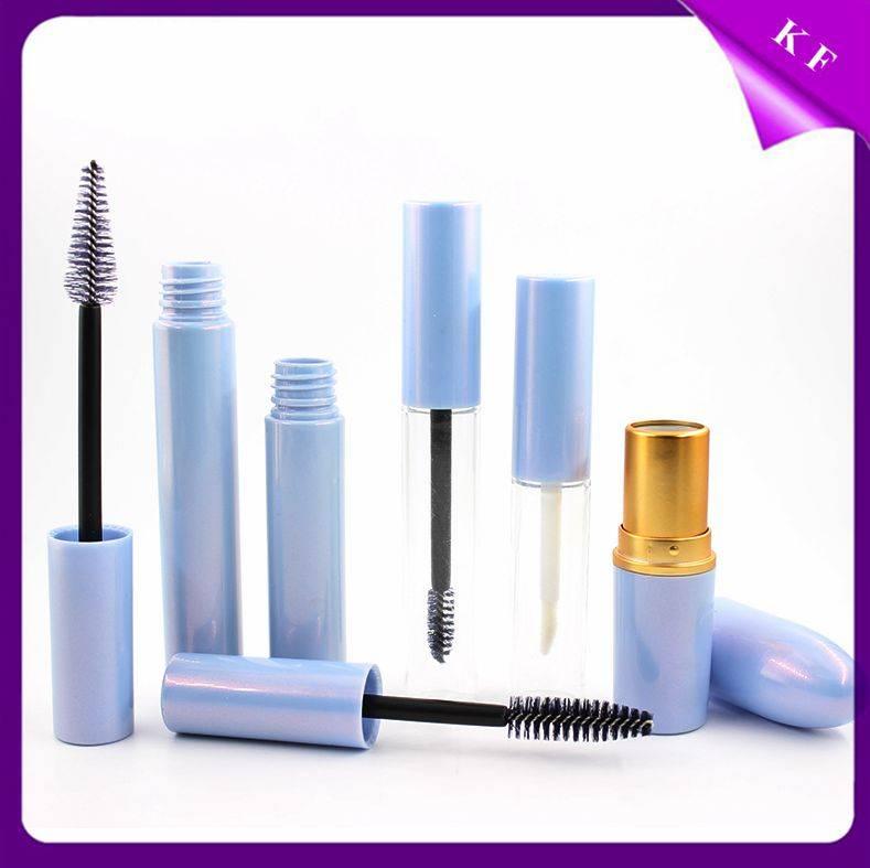 Shantou Kaifeng Lavender Screen Printing Empty 3D Fiber Mascara Tube CM-2168