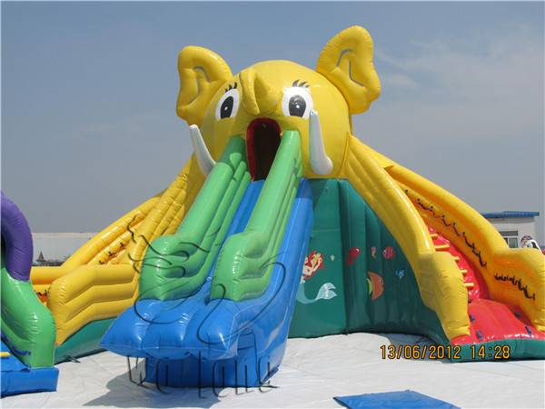 Elephant water park/giant water park equipment