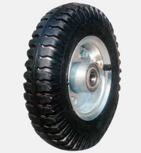 Sell pneumatic rubber wheel 8x250-4