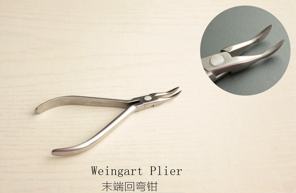 Orthodontic Plier- dental instruments-Weingart Plier