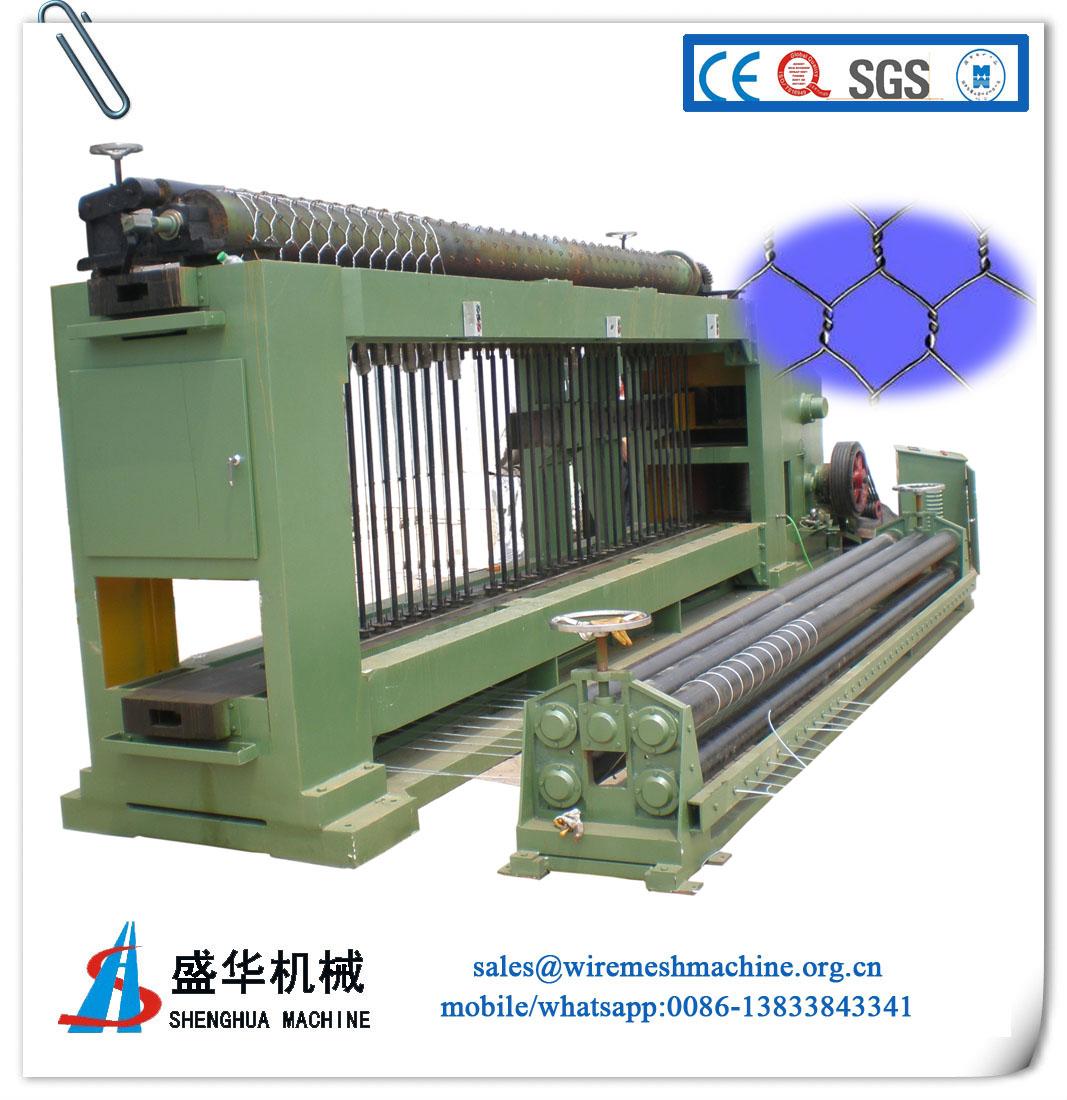 Hot sale Gabion mesh machine(wire diameter:1.5-3.5mm)