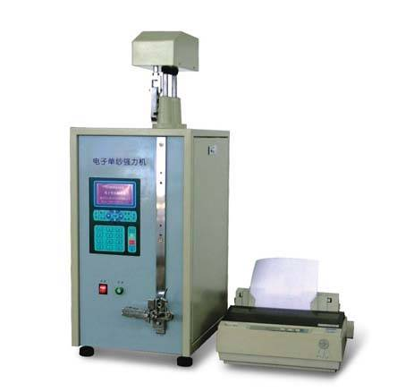 Bench-top Single Yarn Strength Tester, ISO2062 ASTM D2256