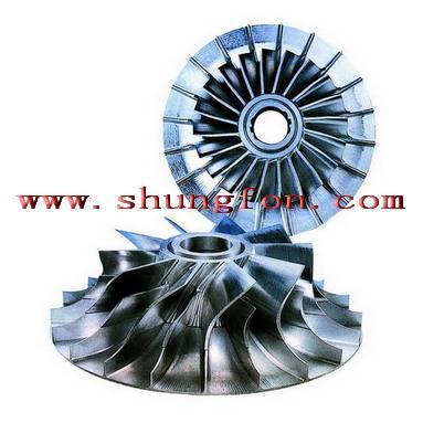 impeller (diesel engine spare parts )
