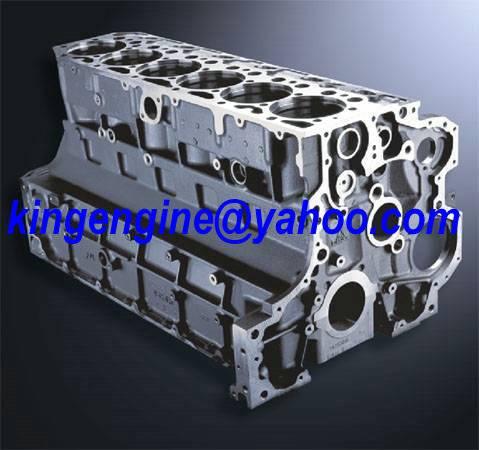Deutz Cylinder block