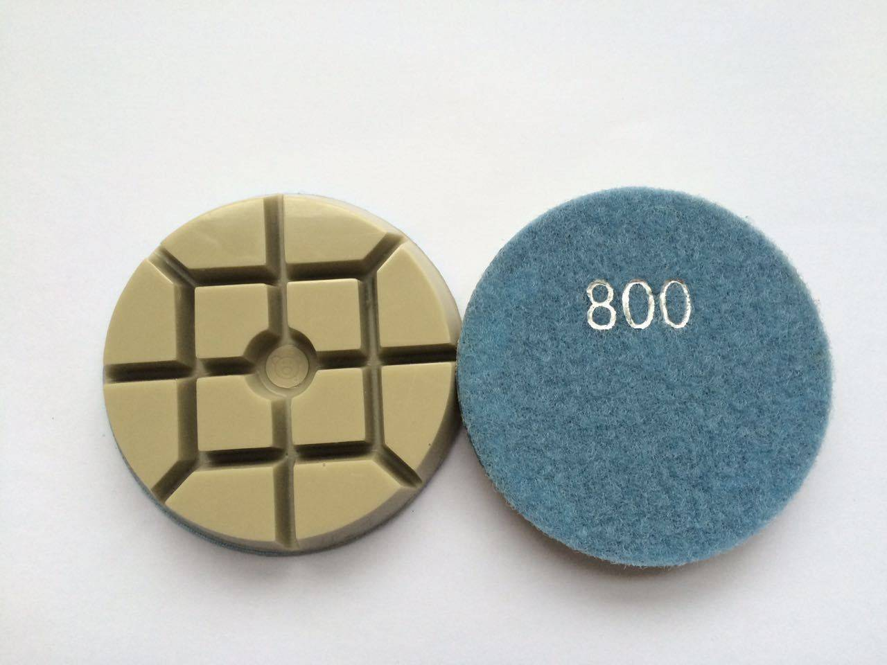 wet and dry polishing pads
