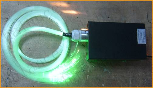 Optic Fiber Light Kits
