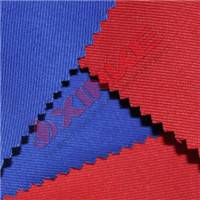 7oz twill cotton nylon fire prevention overall fabric