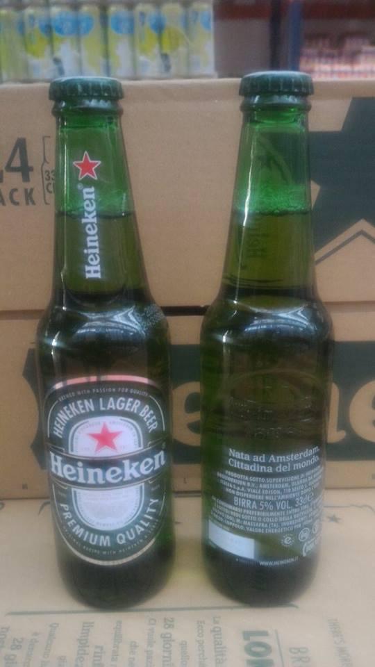 Heineken 25cl Bottle