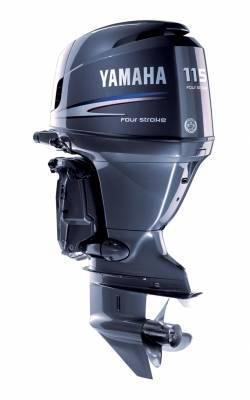 Yamaha 4 Stroke 115hp EFI