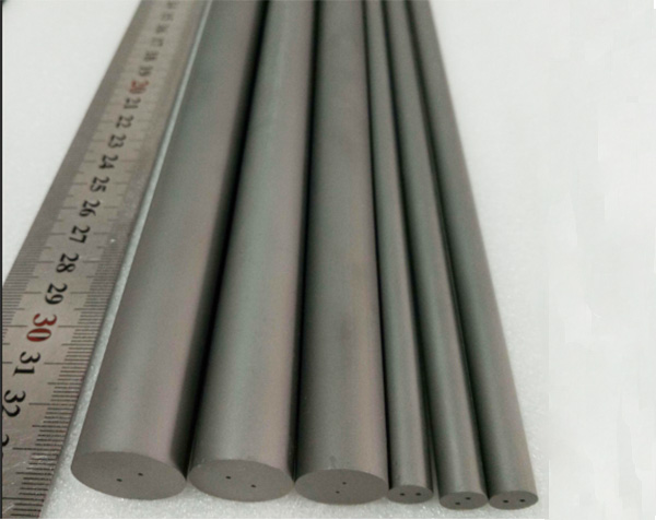 Rods with 2 Parallel Holes