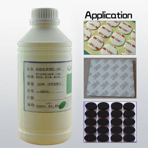 silicone primer for 3M tape