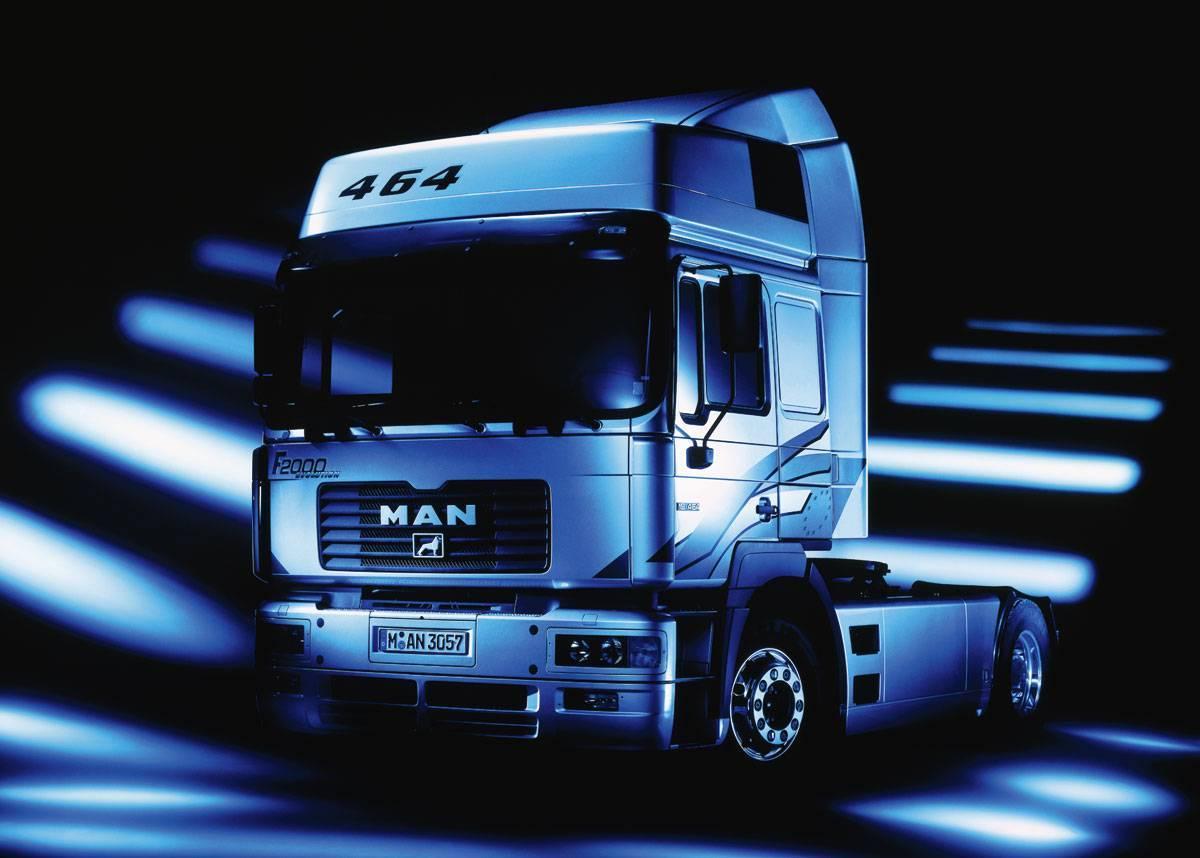 Man Trucks Parts