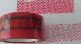 Tamper-Evident Shipping Tape