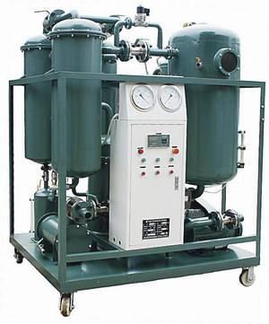 Turbine oil purifier/Demulsified oil regeneration system/oil treatment