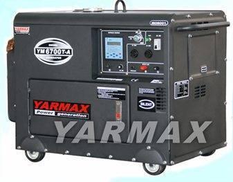 YM6700T-A Remote Air-cooled Diesel Generator