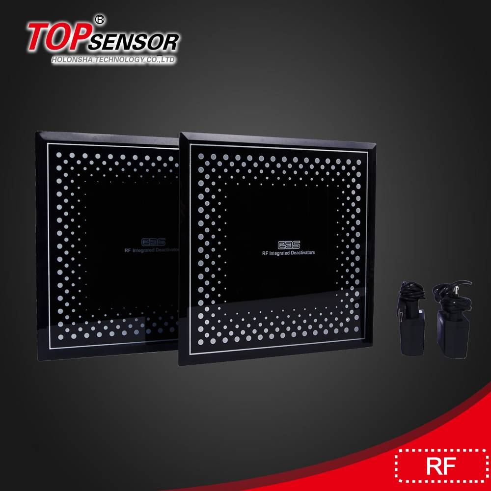 8.2MHZ RF soft label deactivator anti theft alarm eas deactivator for store security