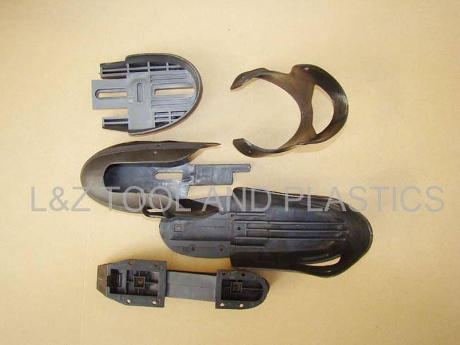 Plastic Injection Mould For Roller Skates
