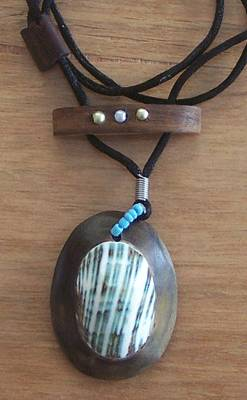 necklace shell 2