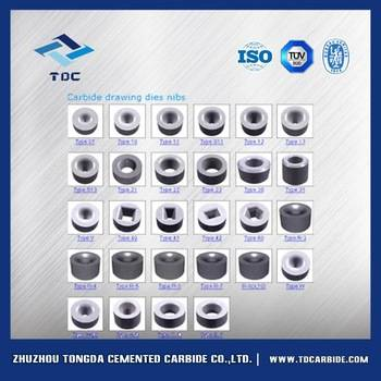 of Cemented Carbide Dies Made in China
