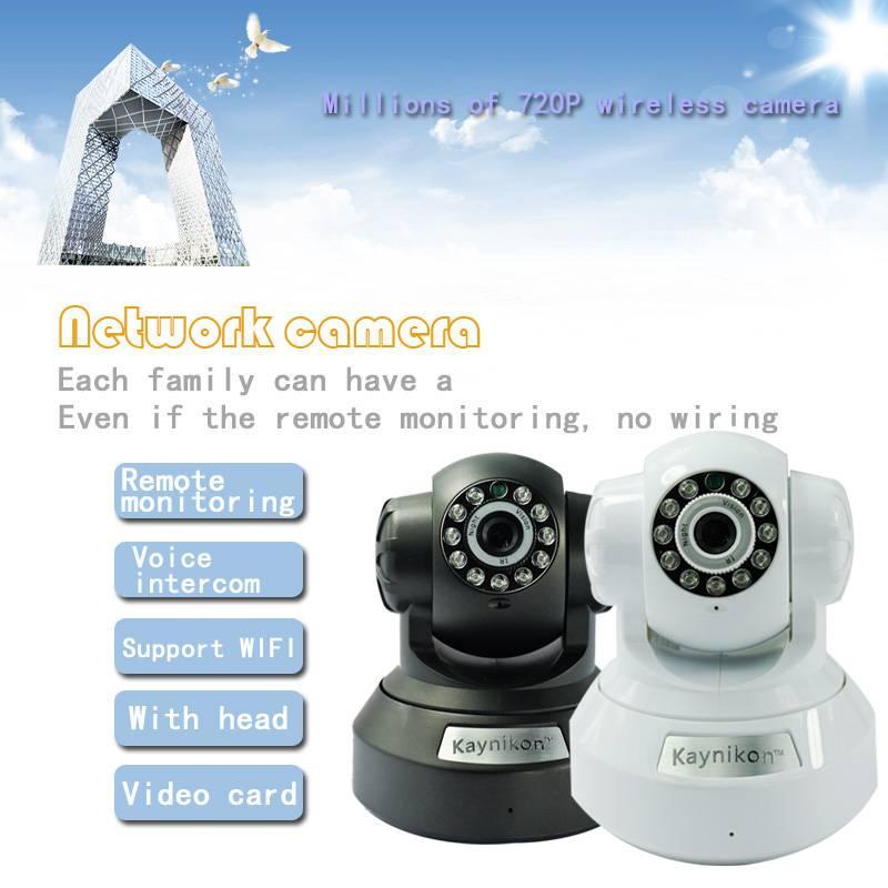 Kaynikon HD K888 TF IP Camera