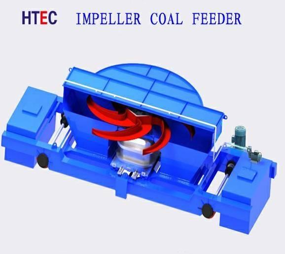 Bridge-type Impeller Coal Feeder