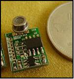 Alcohol Detector module and Alcohol  Checker module (6651)