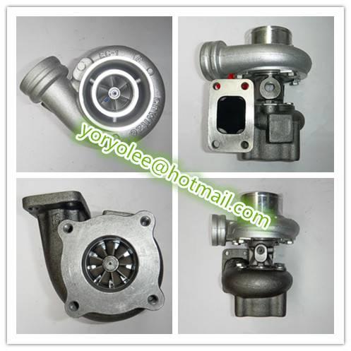 volvo EC140B turbocharger