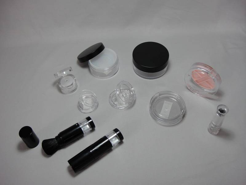 cosmetic packaging ,color makeup packaging