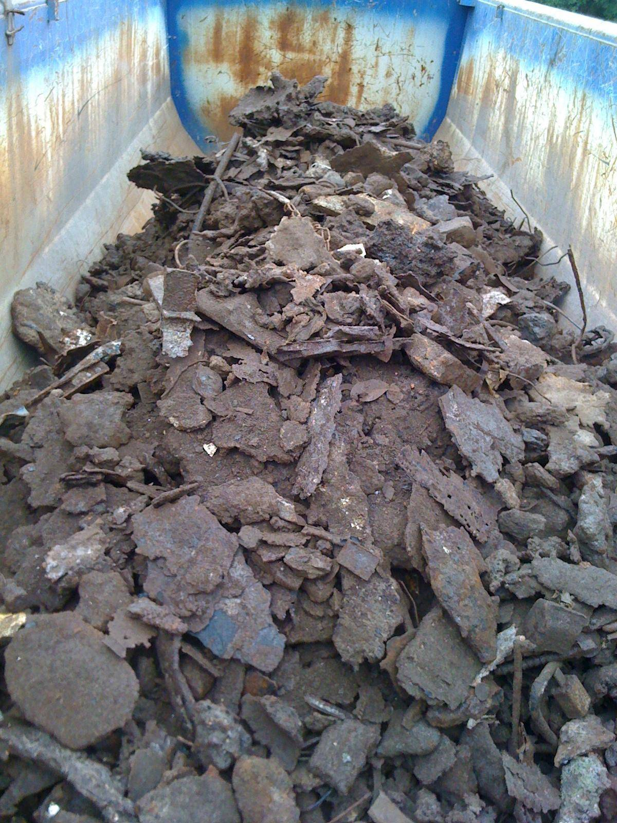 Slag Metal Scraps : Steel slag scrap manufacturer supplier exporter