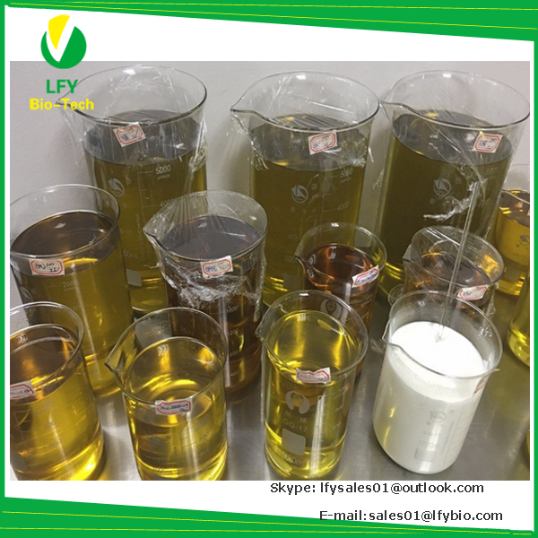 Injection Finished Liquid Tmt Blend 375 for Bodybuilding Mixed Liquid