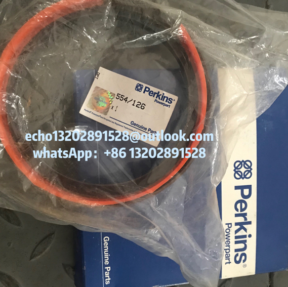 554/126 Perkins front end oil seal for 4000 series engine parts, Perkins spare parts for 4000