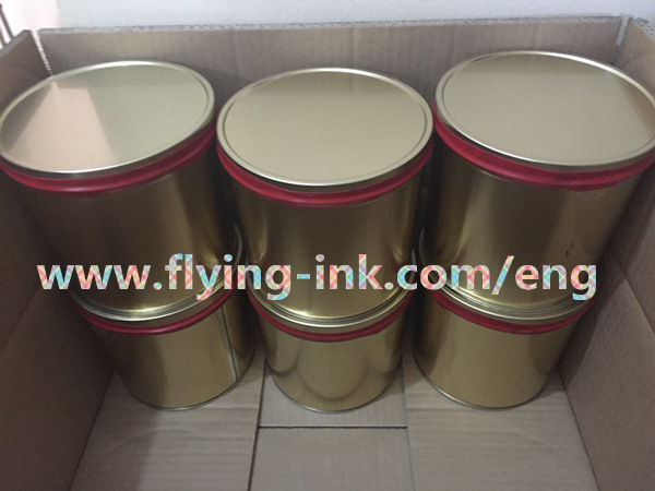 Dye sublimation heat transfer ink for printing equipment