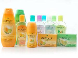Extract skin care products
